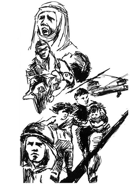 Los conflictos armados. Génesis, víctimas y terapias