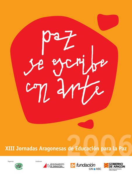 Paz se escribe con Arte – XIII Jornadas