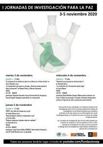 I Jornadas Investigadoras SIP 2020 @ Fundación SIP | Zaragoza | Aragón | España
