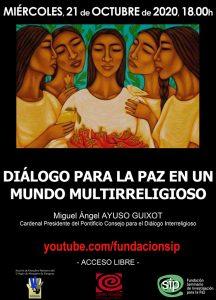 Diálogo para la paz en un mundo multirreligioso @ Zaragoza | Aragón | España