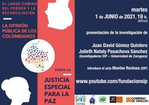 Colombia: largo camino del perdón y la reconciliación