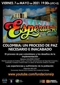 Colombia: un proceso de paz necesario e inacabado