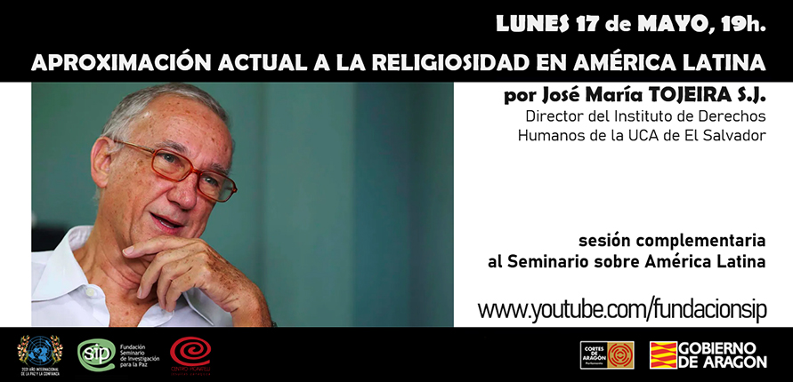 Tojeira: la religiosidad en América Latina