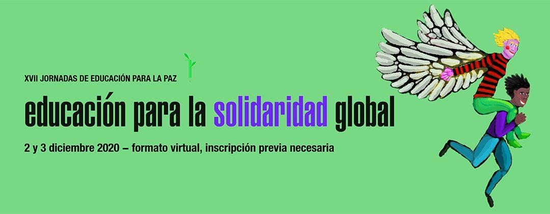 XVII JORNADAS ARAGONESAS DE EDUCACIÓN PARA LA PAZ