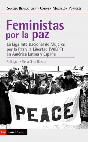 Feministas por la paz – Sandra Blasco y Carmen Magallón