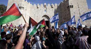 La cobertura del conflicto palestino-israelí
